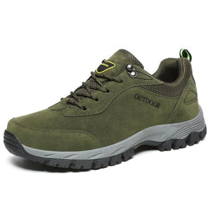 Men's Casual Sneaker Light-weight Outdoor Hiking Shoes - zonechics