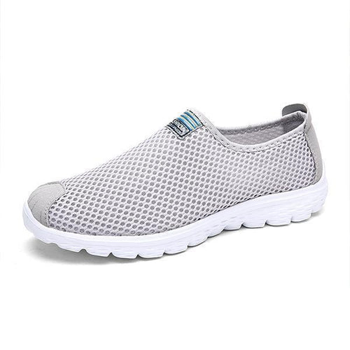 Men's Breathable Mesh Sneakers - zonechics