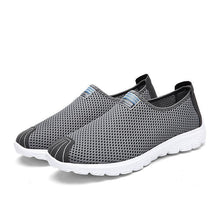 Load image into Gallery viewer, Men's Breathable Mesh Sneakers - zonechics