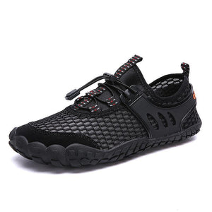 Men Water Shoes Outdoor Breathable Beach Shoes - zonechics