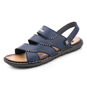 Men's Casual Sandals With Buckle Sandal Slippers - zonechics