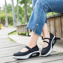 Load image into Gallery viewer, Women's Fashion Sneakers With Air Cushion Large Size For Walking - zonechics