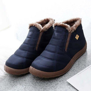 Women's Winter Cotton Warm Snow Boots - zonechics