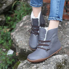 Load image into Gallery viewer, Women's Warm Snow Winter Casual Comfy Ankle Booties - zonechics