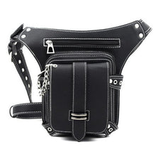 Load image into Gallery viewer, Multifunctional Punk Vintage Waist Bag - zonechics
