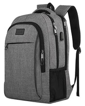 Load image into Gallery viewer, Men Large Capacity Travel Laptop Backpack - zonechics