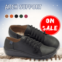 Load image into Gallery viewer, Lace up Flats Woman Moccasins Female Footwear - zonechics
