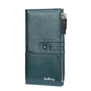 Large Capacity Elegant Hand-Hold Wallet - zonechics