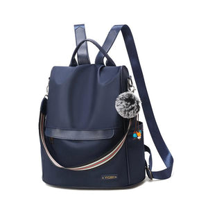 Oxford Anti-theft Travel Backpack - zonechics