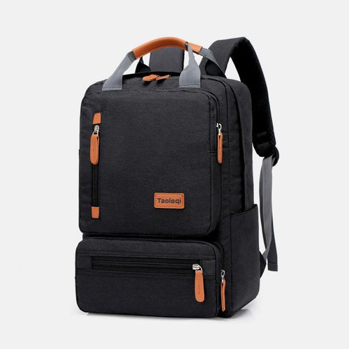 Multifunctional Multi-Pocket School Travel Laptop Backpack - zonechics