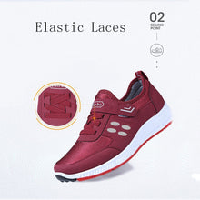 Load image into Gallery viewer, Women Flat Heel All Season Sneakers - zonechics