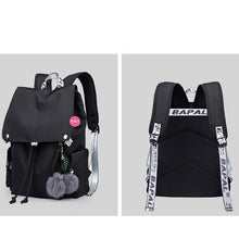 Load image into Gallery viewer, Casual Multifunctional Laptop Bagpack - zonechics