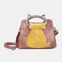 Load image into Gallery viewer, Cat Pattern Printing  Top-Handle Bag - zonechics