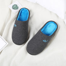 Load image into Gallery viewer, Thicken Warm Non-slip Fashion Couple Cotton Slippers