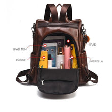 Load image into Gallery viewer, Large Capacity Anti-theft Backpack - zonechics