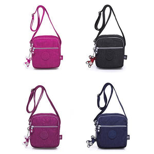 Lightweight Waterproof Small Shoulder Bag - zonechics