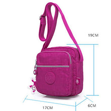 Load image into Gallery viewer, Lightweight Waterproof Small Shoulder Bag - zonechics
