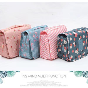 Multifunctional Cosmetic Bag - zonechics