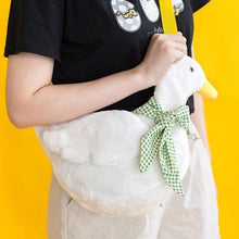 Load image into Gallery viewer, Plush Duck Cute Crossbody Bag - zonechics
