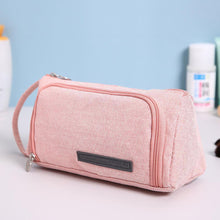 Load image into Gallery viewer, Student's Pen Case Makeup Storage Bag - zonechics