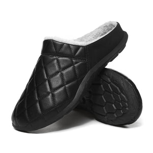 Casual Outdoor New Plus Velvet Cotton Slippers