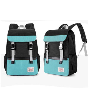 Unisex Large Capacity School Backpack - zonechics
