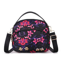 Load image into Gallery viewer, Waterproof Floral Printed Shoulder Bag - zonechics