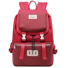 Load image into Gallery viewer, Waterproof Harajuku Style Backpack - zonechics