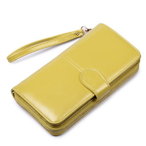 Zipper Clutch Classic Wallet - zonechics
