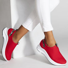 Load image into Gallery viewer, Women Flat Slip-on Comfy Sneakers - zonechics