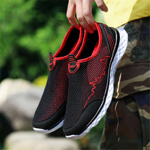 Load image into Gallery viewer, Large Size Men Mesh Non-slip Outdoor Upstream Shoes - zonechics