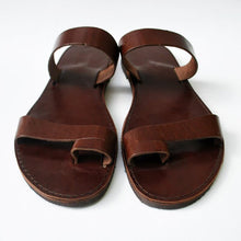 Load image into Gallery viewer, Unisex Roman Strap Slippers - zonechics