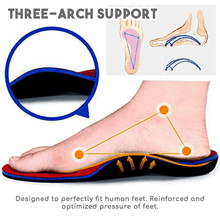 Load image into Gallery viewer, Premium Arch Support Orthopedic Insoles 2.0 - zonechics