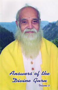 Answer of the Divine Guru V-II