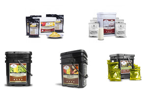 Modern Prepper Selected Emergency Food Pack