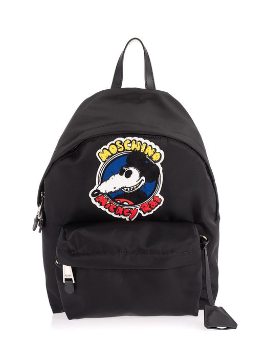 MOSCHINO MICKEY RAT BACKPACK