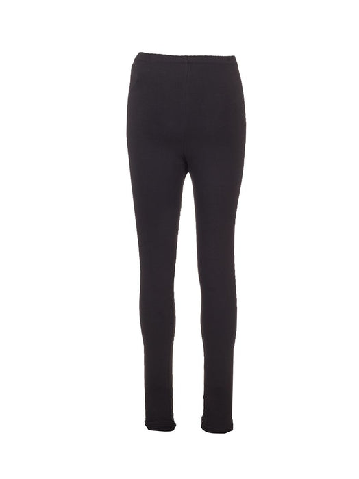 BALENCIAGA WOMEN'S GYMWEAR FOOT LEGGINGS