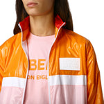 BURBERRY WOMEN'S TWO TONE POLYAMIDE JACKET