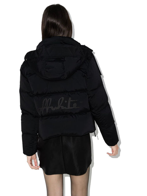 OFF-WHITE WOMEN'S PUFFER DOWN JACKET