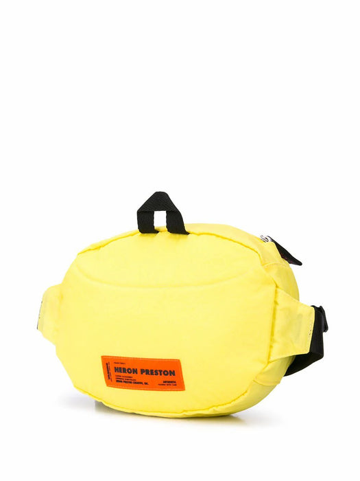 HERON PRESTON MEN'S YELLOW BELT BAG