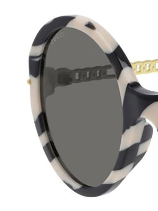 GUCCI WOMEN'S DETACHABLE GG CHARM SUNGLASSES