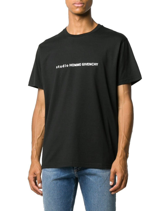 GIVENCHY MEN'S STUDIO HOMME T-SHIRT