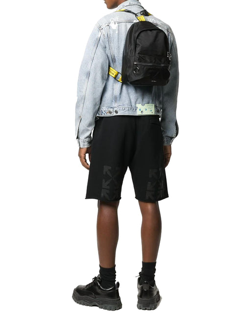 OFF-WHITE MINI INDUSTRIAL STRAP BACKPACK