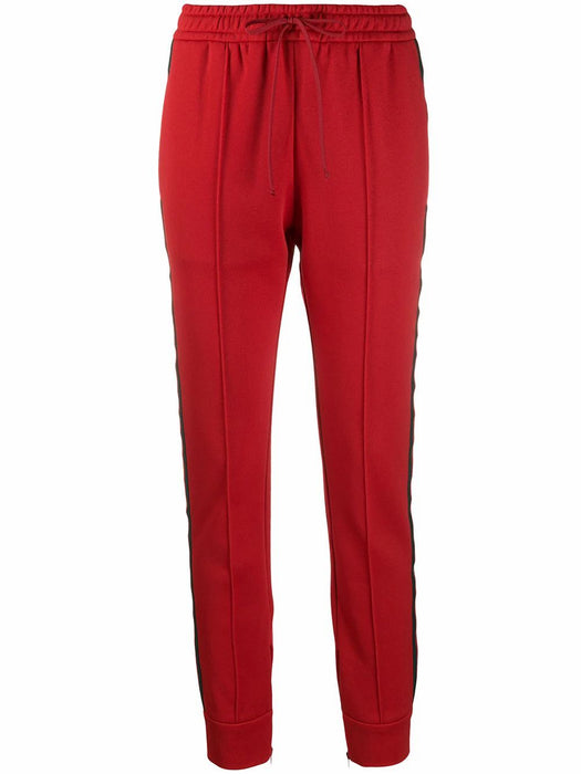 GUCCI WOMEN'S SLIM-FIT DRAWSTRING JOGGERS