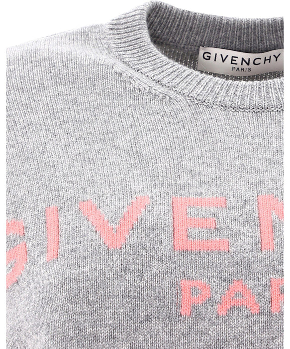 GIVENCHY WOMEN'S TWO-TONE CASHMERE SWEATER