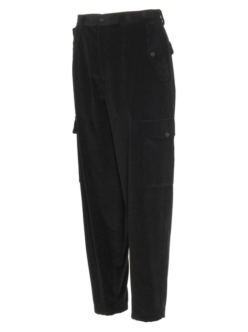 DOLCE & GABBANA MEN'S POCKET-DETAIL STRAIGHT LEG PANTS