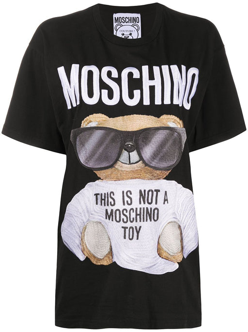 MOSCHINO WOMEN'S SUNGLASSES TEDDY T-SHIRT