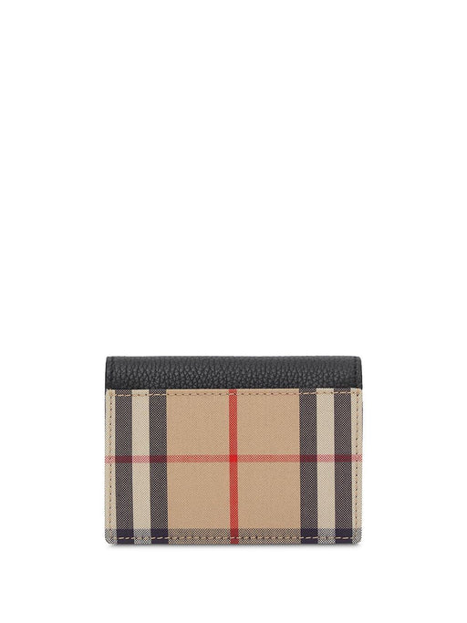 BURBERRY WOMEN'S VINTAGE CHECK CARD CASE