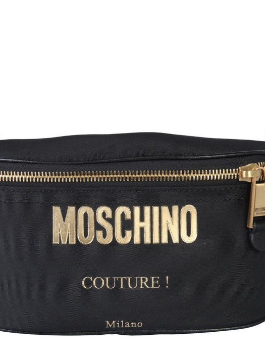 MOSCHINO COUTURE BELT BAG