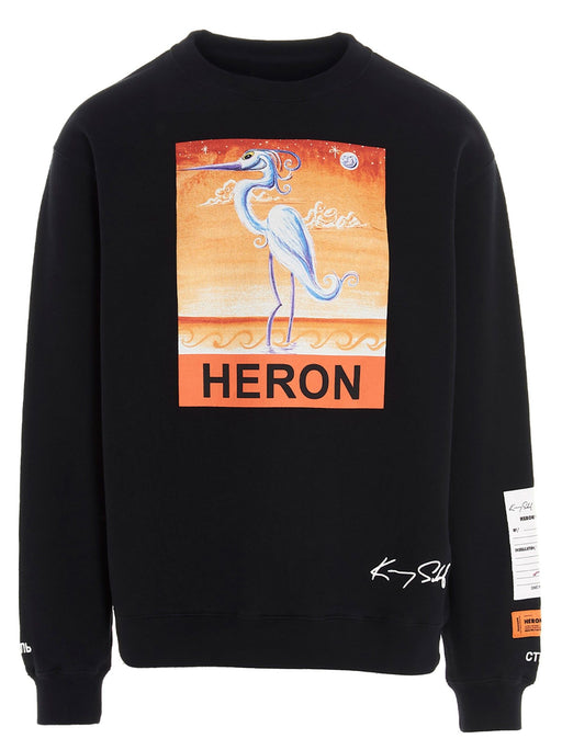 HERON PRESTON x KENNY SCHARF MEN'S SWEATSHIRT